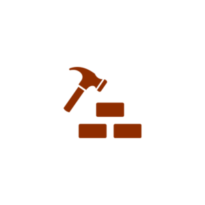 "Badge icon ""Construction (4275)"" provided by The Noun Project under Creative Commons CC0 - No Rights Reserved"