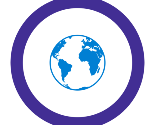 """Badge icon """"Earth (1071)"""" provided by Francesco Paleari, from The Noun Project under Creative Commons - Attribution (CC BY 3.0)"""