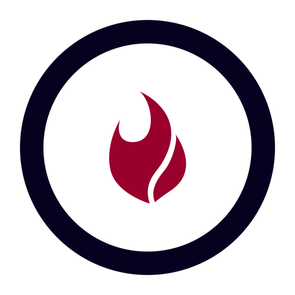 "Badge icon ""Fire (1571)"" provided by Alan Hussey, from The Noun Project under Creative Commons - Attribution (CC BY 3.0)"