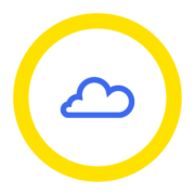 """Badge icon """"Cloud (322)"""" provided by The Noun Project under Creative Commons - Attribution (CC BY 3.0)"""