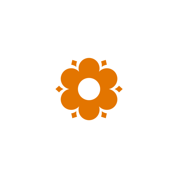 "Badge icon ""Flower (2267)"" provided by The Noun Project under Creative Commons CC0 - No Rights Reserved"