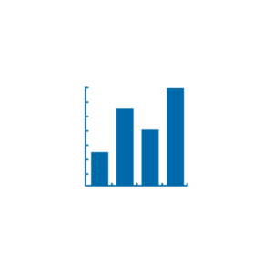 "Badge icon ""Bar Graph (2237)"" provided by The Noun Project under Creative Commons CC0 - No Rights Reserved"