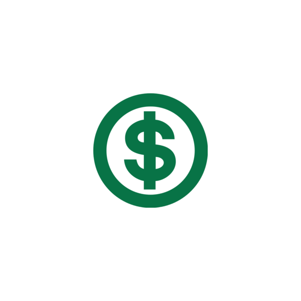 "Badge icon ""Cashier (137)"" provided by Roger Cook & Don Shanosky, from The Noun Project under The symbol is published under a Public Domain Mark"