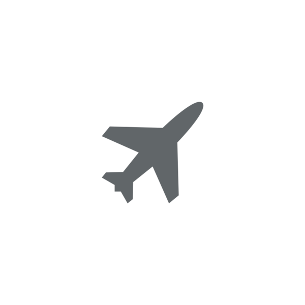 "Badge icon ""Airplane (1504)"" provided by Marwa Boukarim, from The Noun Project under Creative Commons - Attribution (CC BY 3.0)"