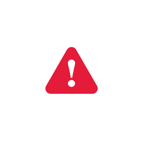 "Badge icon ""Caution (4627)"" provided by Scott Lewis, from The Noun Project under Creative Commons - Attribution (CC BY 3.0)"