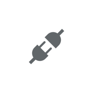 "Badge icon ""Plug-In (4032)"" provided by Florian Huber, from The Noun Project under Creative Commons - Attribution (CC BY 3.0)"