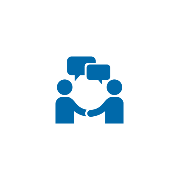 "Badge icon ""Meeting (6775)"" provided by Sergi Delgado, from The Noun Project under Creative Commons - Attribution (CC BY 3.0)"