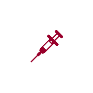 "Badge icon ""Syringe (7402)"" provided by Emmanuel Mangatia - Les Lunettes Bleues, from The Noun Project under Creative Commons - Attribution (CC BY 3.0)"
