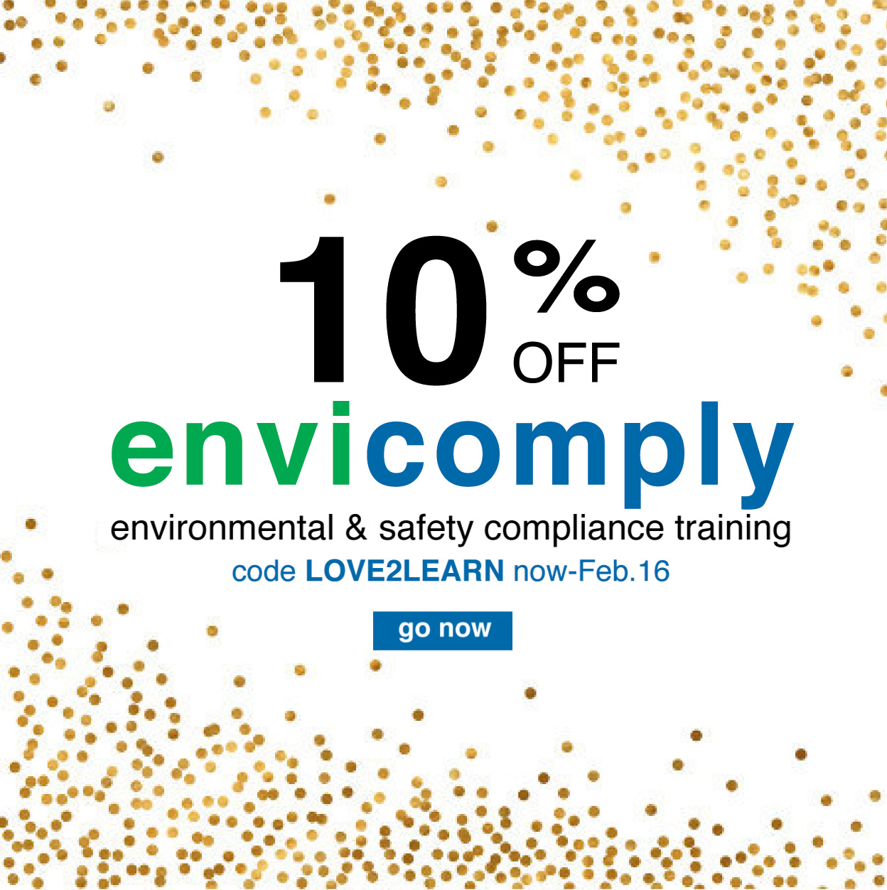 10% Off Envicomply Training