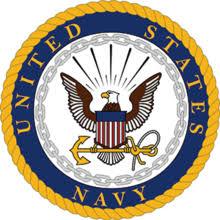 U.S. Navy Client Logo