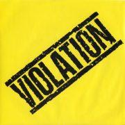 Violation Notice