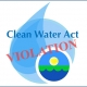 Clean Water Act Violation
